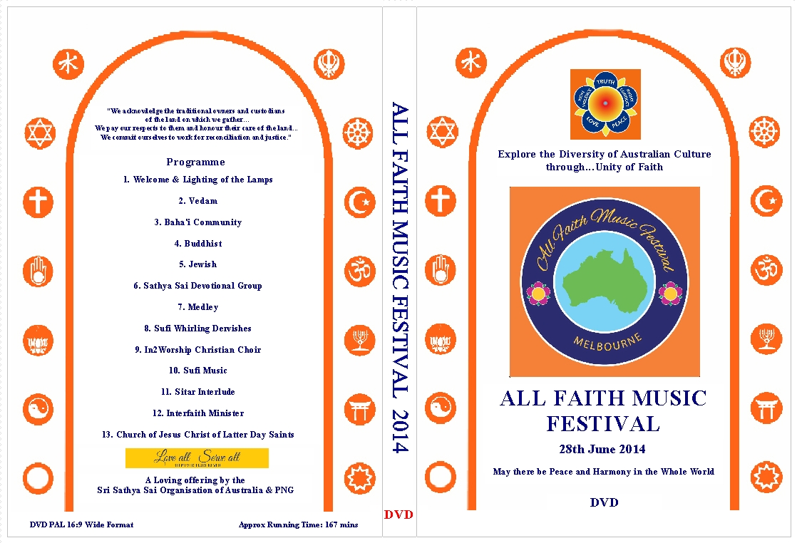 ALL FAITH MUSIC FESTIVAL 2014 DVD COVER V.5