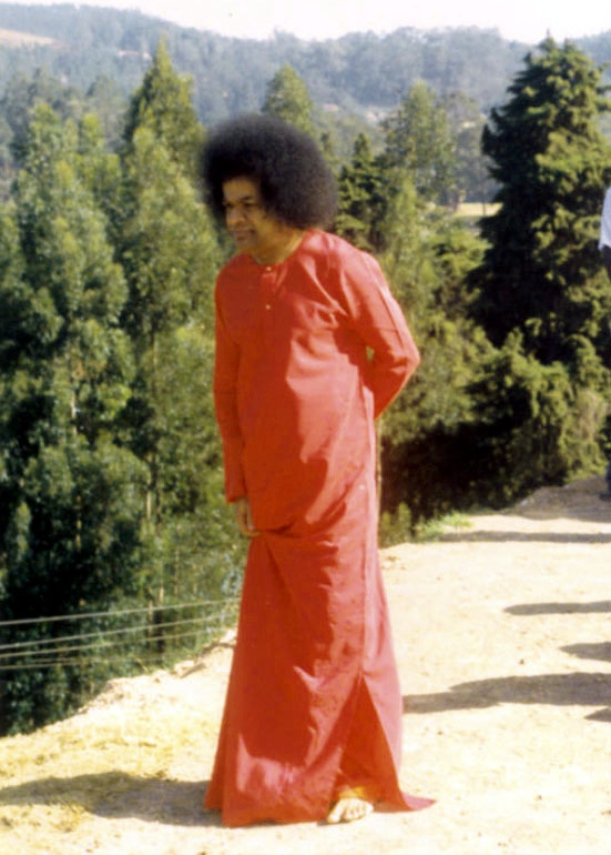 Sathya Sai Baba of Puttaparthi